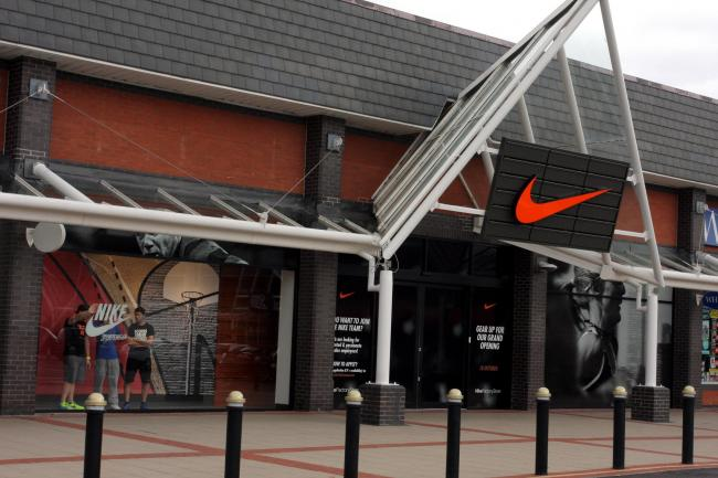 grossiste 965b0 6fe42 Flintshire's Nike outlet store to close down at Broughton ...