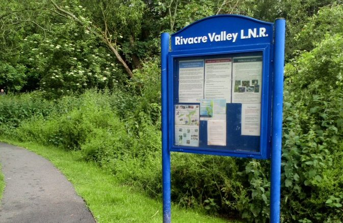 Man exposed himself and threatened woman with a knife in Ellesmere Port park