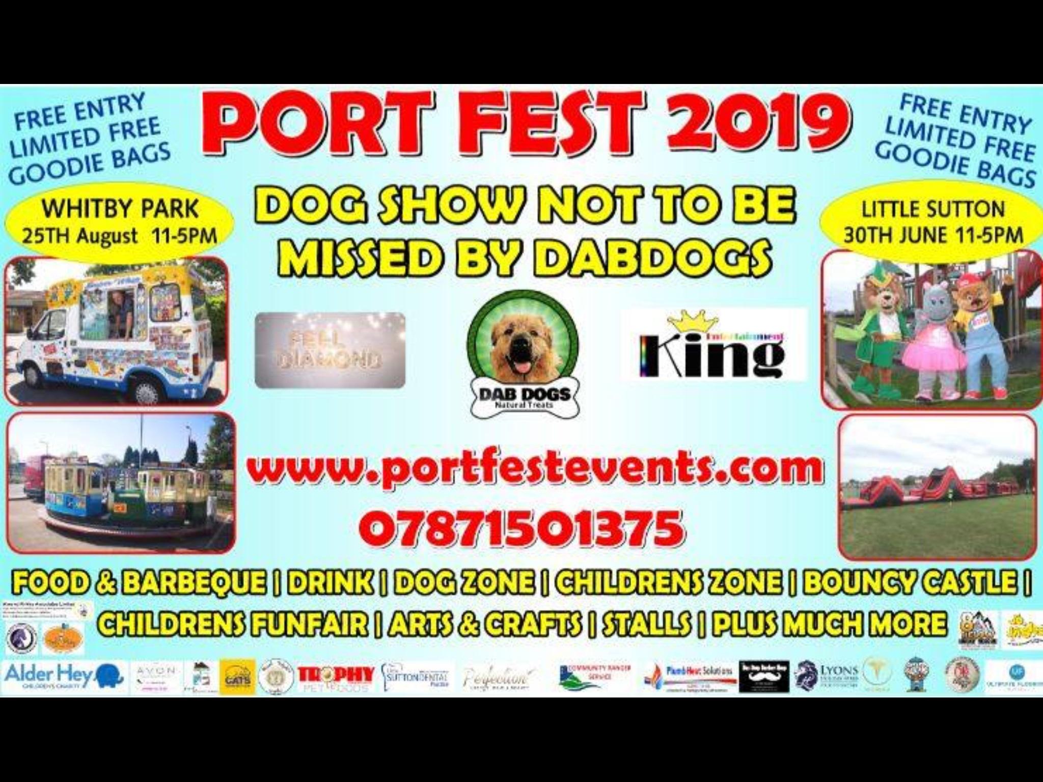 Feast of fun this weekend in Ellesmere Port communities