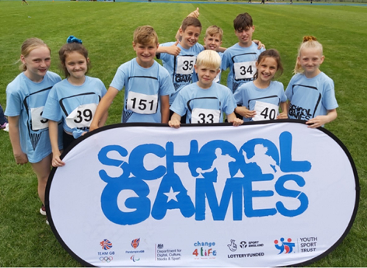 Ellesmere Port primary school strikes gold for sporting achievements
