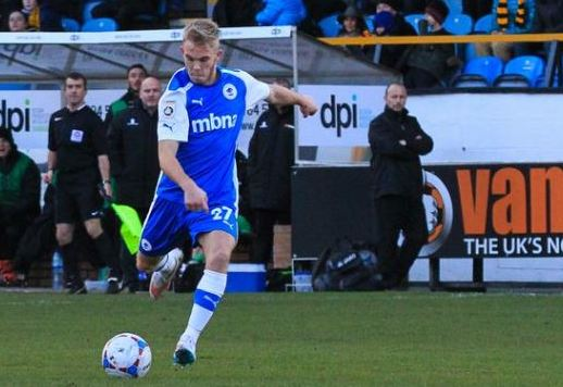 Chester record second victory of pre-season in friendly at Cheadle Town