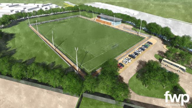 Chester: Chance to back King George V Sports Hub plan and