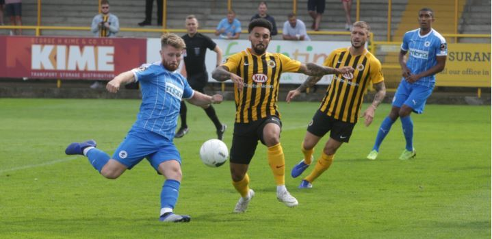 Chester midfielder upbeat ahead of National league North clash with Altrincham