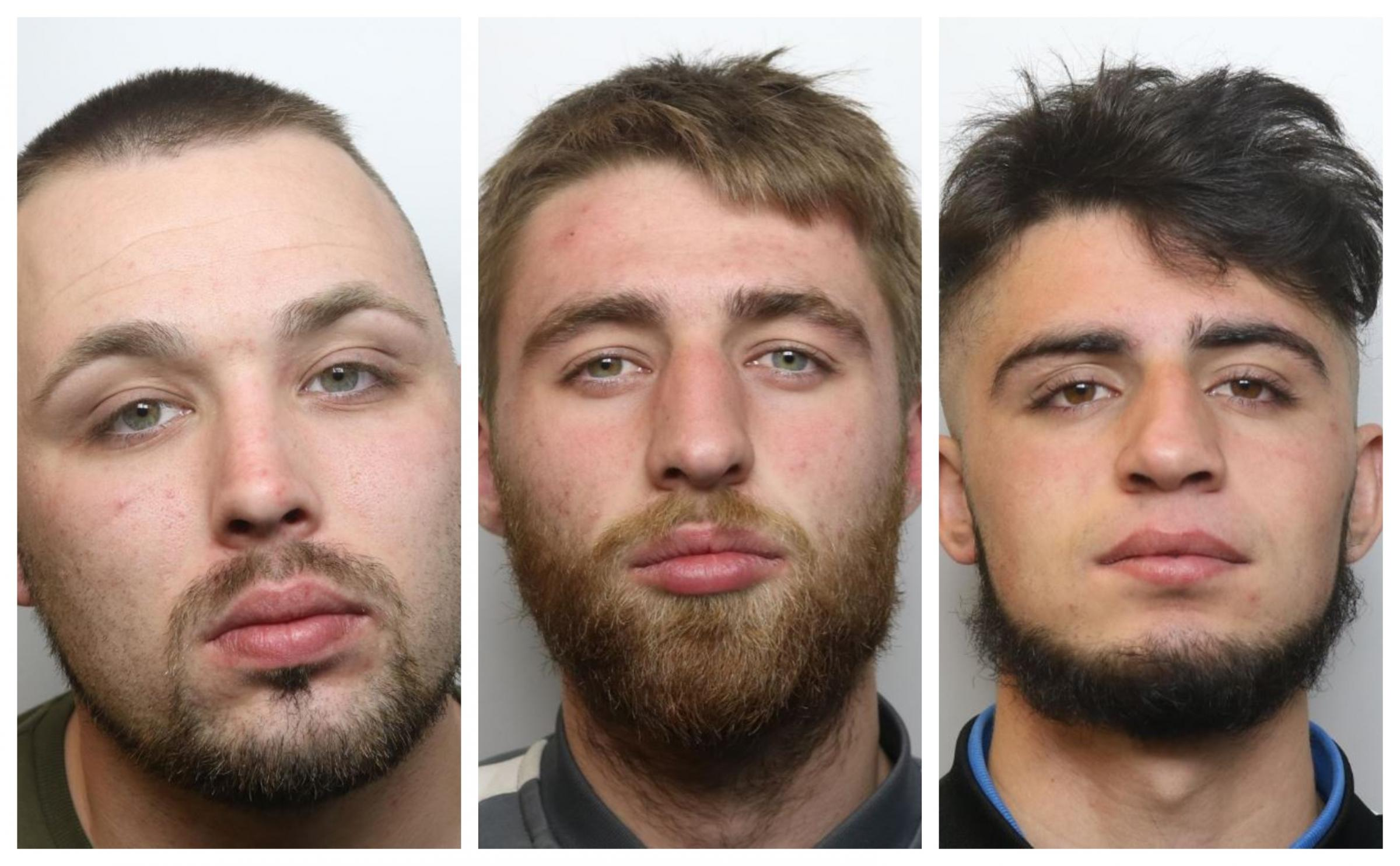 Gang which stole £350k of caravans from Cheshire and North Wales locked up