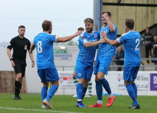 Chester hit four past National League North rivals Gloucester City