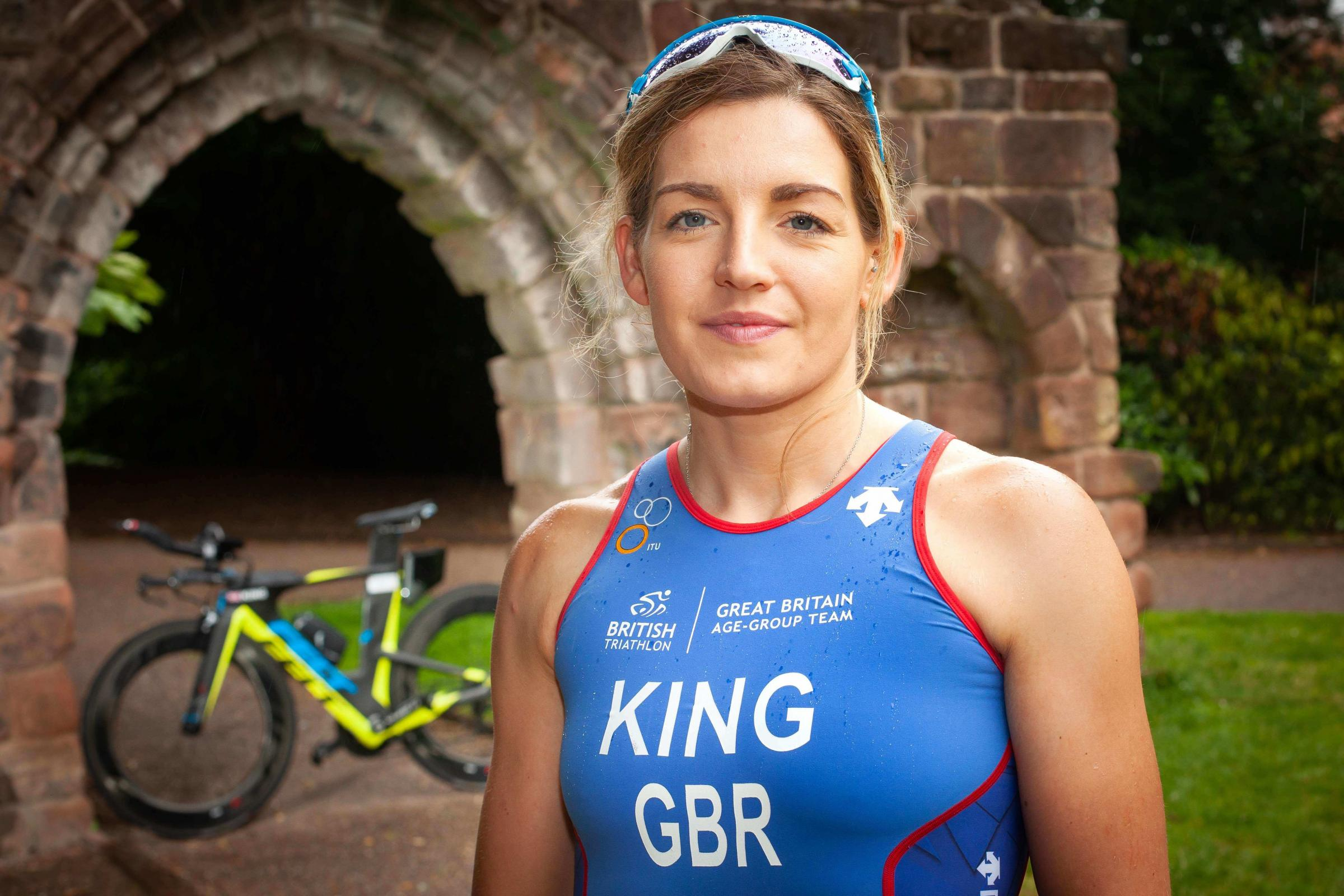 Chester solicitor Steph battles 33C heat to record best Ironman triathlon finish