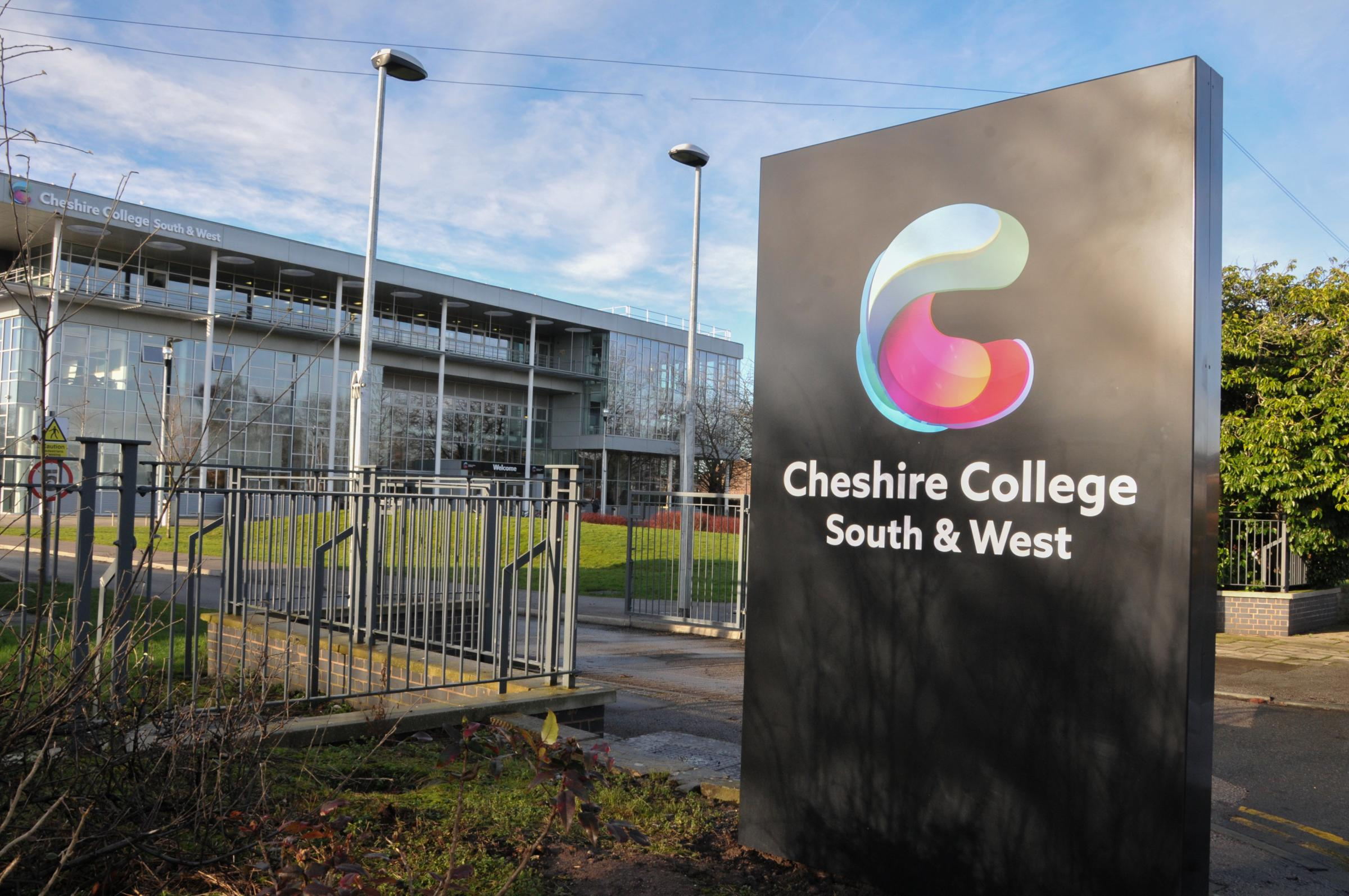 Chester: Saltney student locked up for carrying knife at Cheshire College South & West