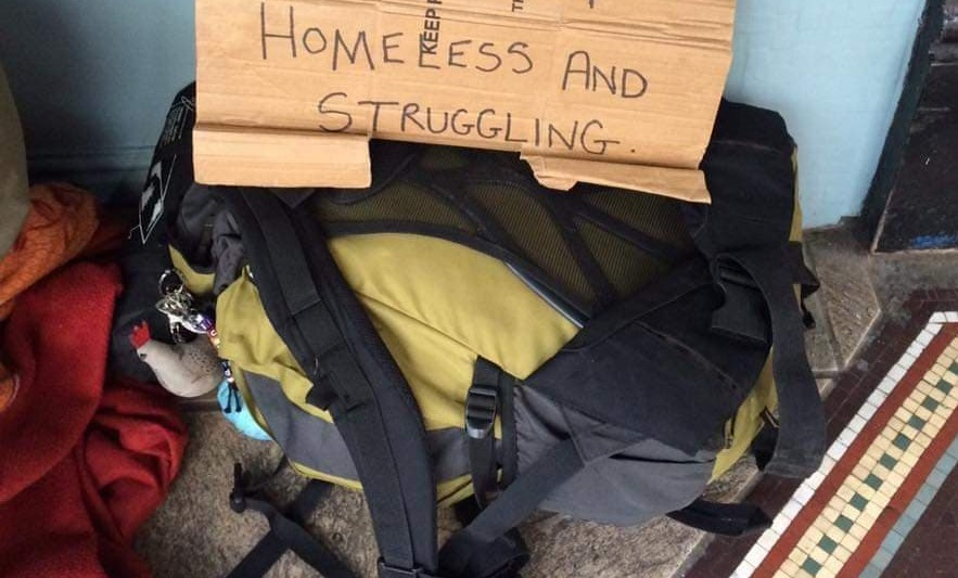 Homeless people's belongings to be removed from Chester's streets if left unattended