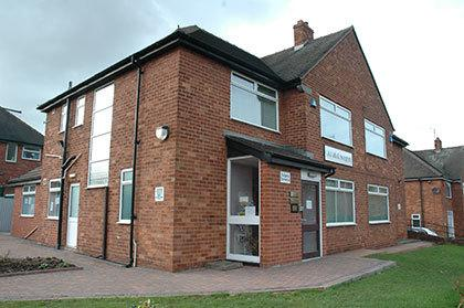 Old Hall Surgery in Ellesmere Port.