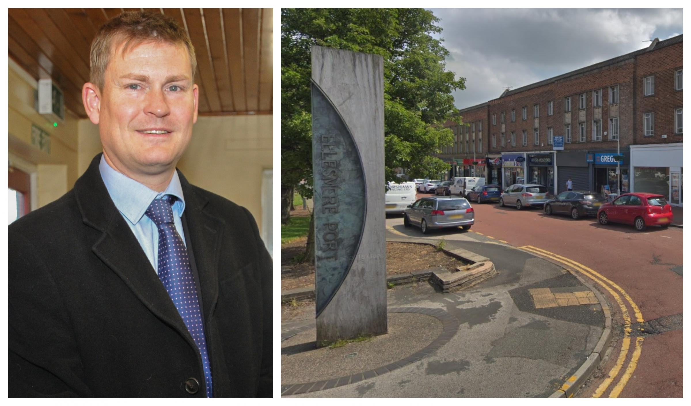 Ellesmere Port and Neston MP says town has been 'left on scrapheap again' after missing out on Government fund