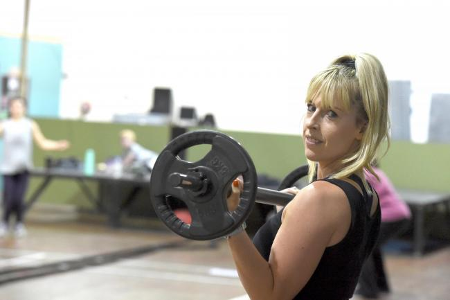 Rage Fitness Company is opening the new community gym in Blacon next week.