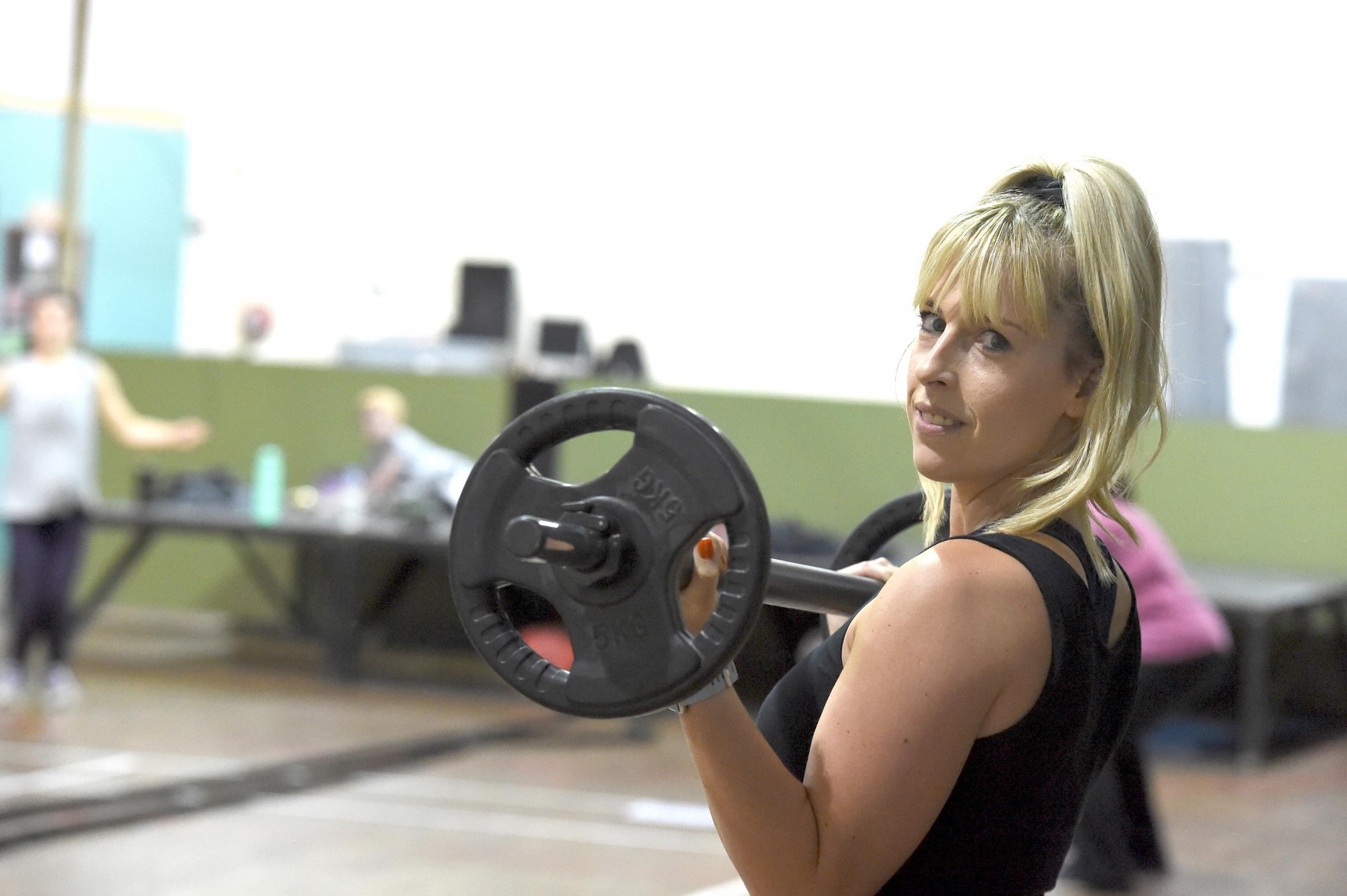 Residents invited to party celebrating launch of new Blacon community gym