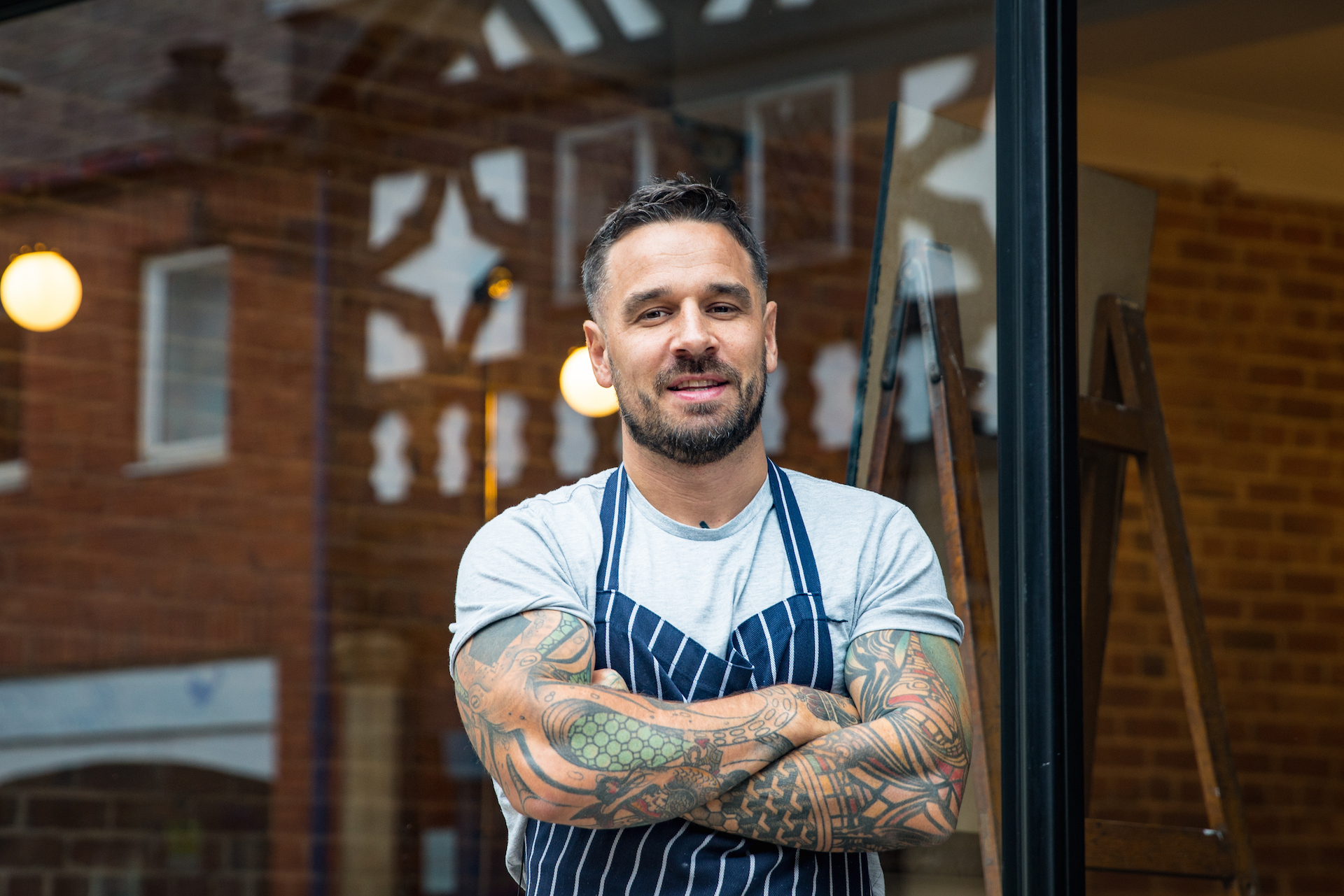Cheshire chef entrepreneur's restaurants - including Sticky Walnut in Chester - make Good Food Guide