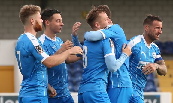 Chester boss Anthony Johnson says club has 'hit the reset button'