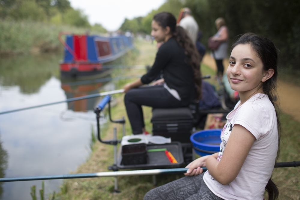 Families invited to get hooked on fishing with free Chester taster session
