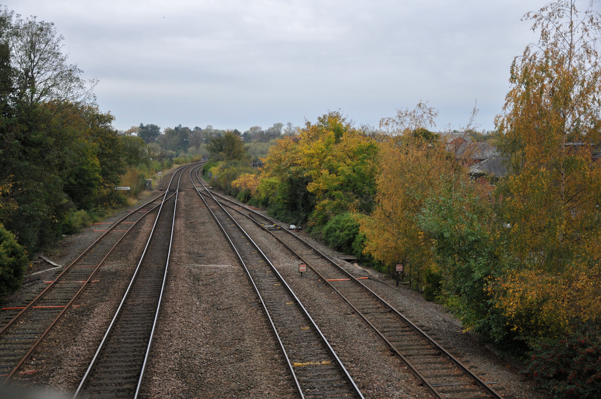 Man strayed onto railway tracks in Deeside because he wanted to 'walk to Chester'