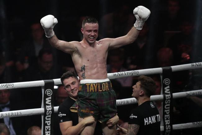 Josh Taylor is aiming to unify the super lightweight titles