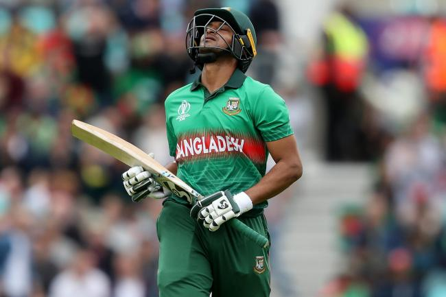 Shakib Al Hasan has been banned from all cricket by the ICC