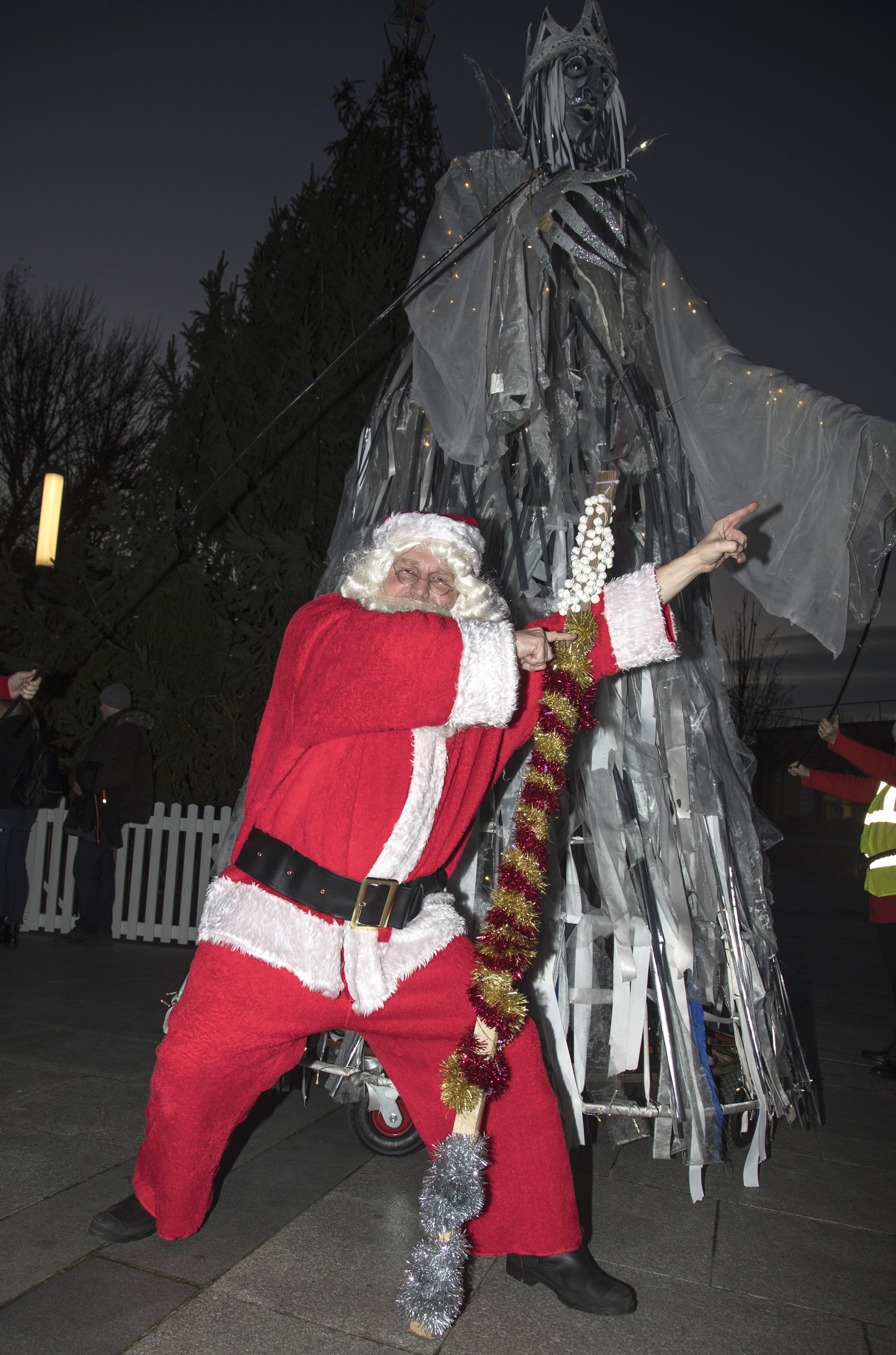 Christmas lights switch-on, parade and panto coming to Ellesmere Port