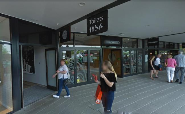 Mental Health Nurse Recorded Men Urinating At Cheshire Oaks
