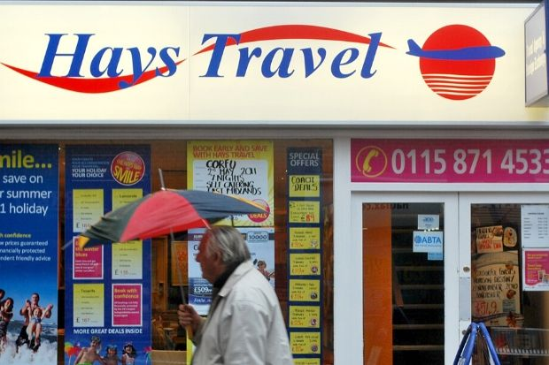 'We're devastated': Hays Travel to cut nearly 900 jobs as Covid-19 hits holiday firms