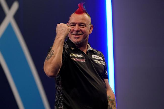 Peter Wright Ready To Become World Champion Against Michael Van Gerwen Chester And District Standard
