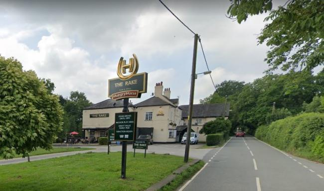 The Rake in Little Stanney. Image: Google