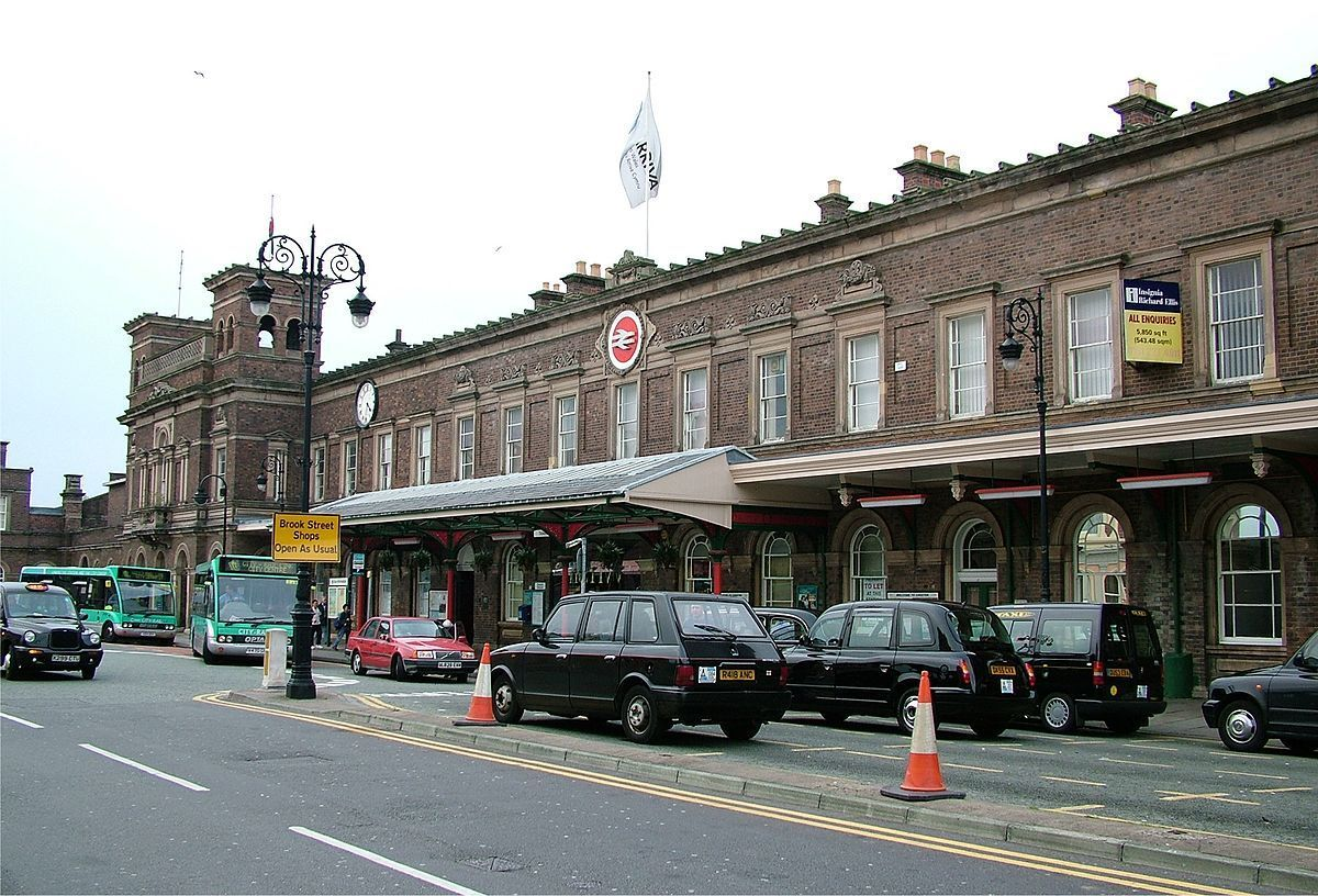 Chester railway station and surrounding area on track for regeneration boost