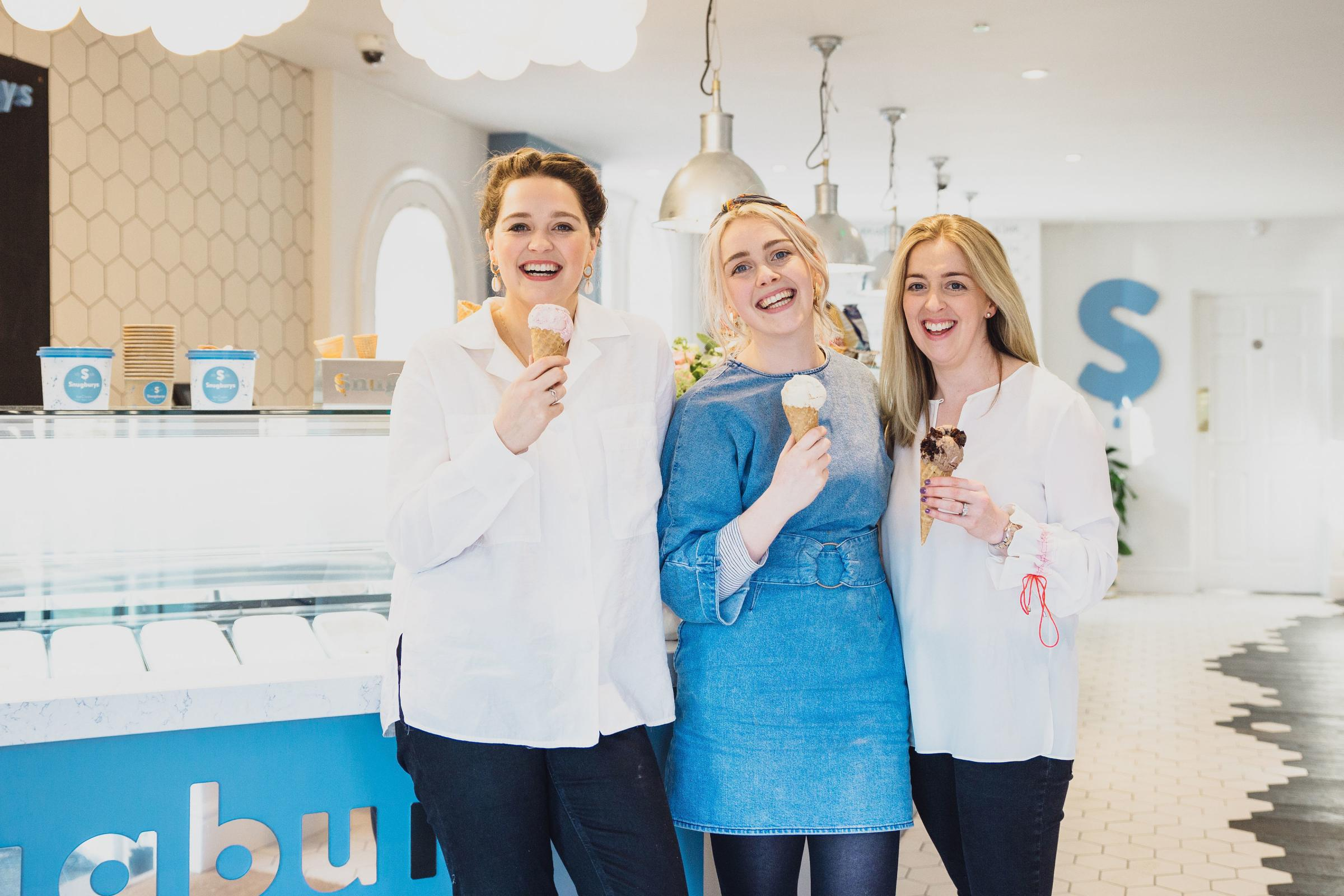 Customers will get a free ice cream at Snugburys cafe in Chester to mark its first birthday