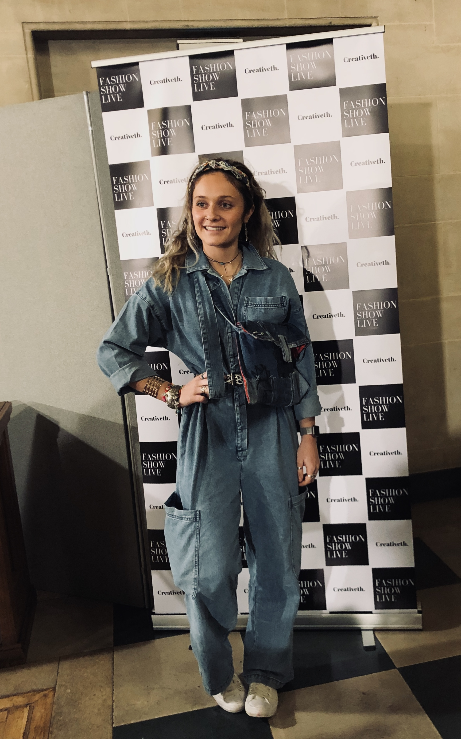 London Fashion Week The Chester Designer On A Mission To Encourage The Younger Generation To Choose Sustainable Fashion Chester And District Standard