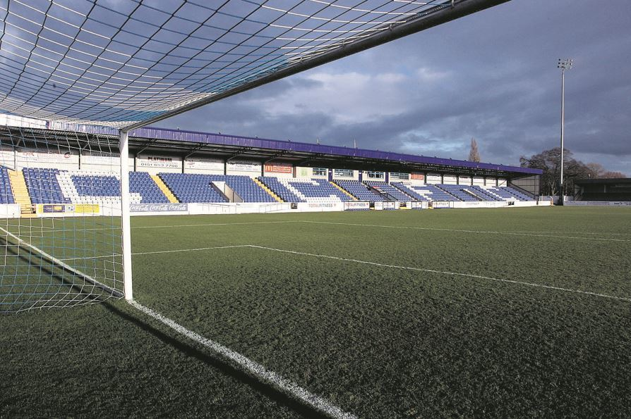 Chester's home clash with Gateshead called off due to waterlogged pitch