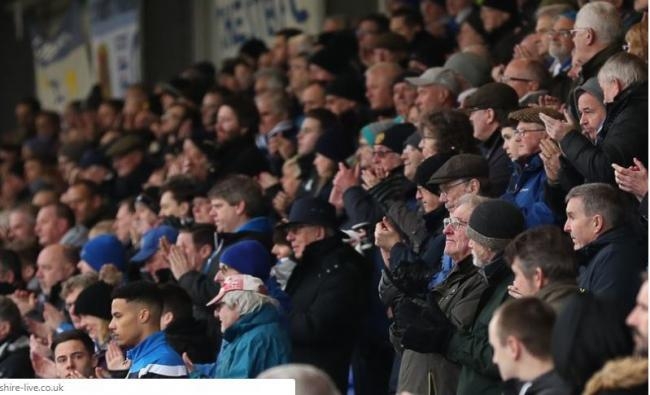 Chester fans have pledged financial support to the club. Picture: RICK MATTHEWS