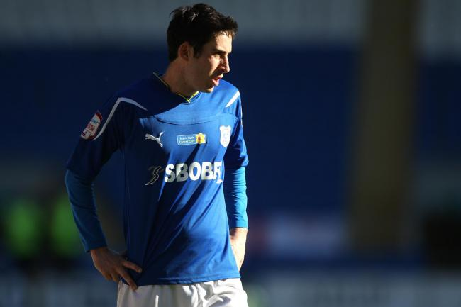 Peter Whittingham spent a decade with the Bluebirds