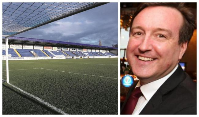 Chris Matheson MP has had his say on the Stuart Murphy Chester FC takeover bid.