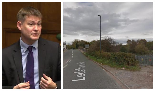 Ellesmere Port and Neston MP Justin Madders is calling for the reopening of Ledsham railway station.
