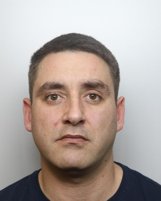 Rikki Aston is wanted for assault. Picture: Cheshire police.