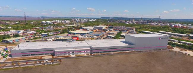 A new £20m packaging park is to be built at the Progroup plant in Ellesmere Port.