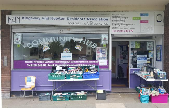 Kingsway and Newton Residents Association.