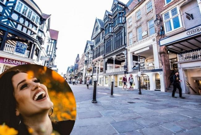 Chester is one of the happiest places to live in the UK.