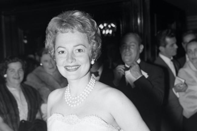 Dame Olivia de Havilland death