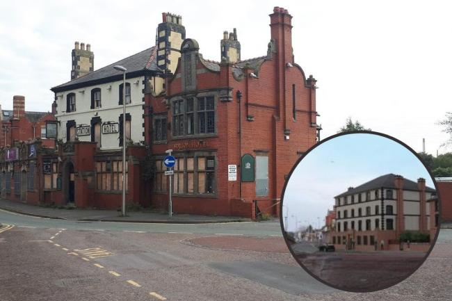 The fate of the Station Hotel has been decided.