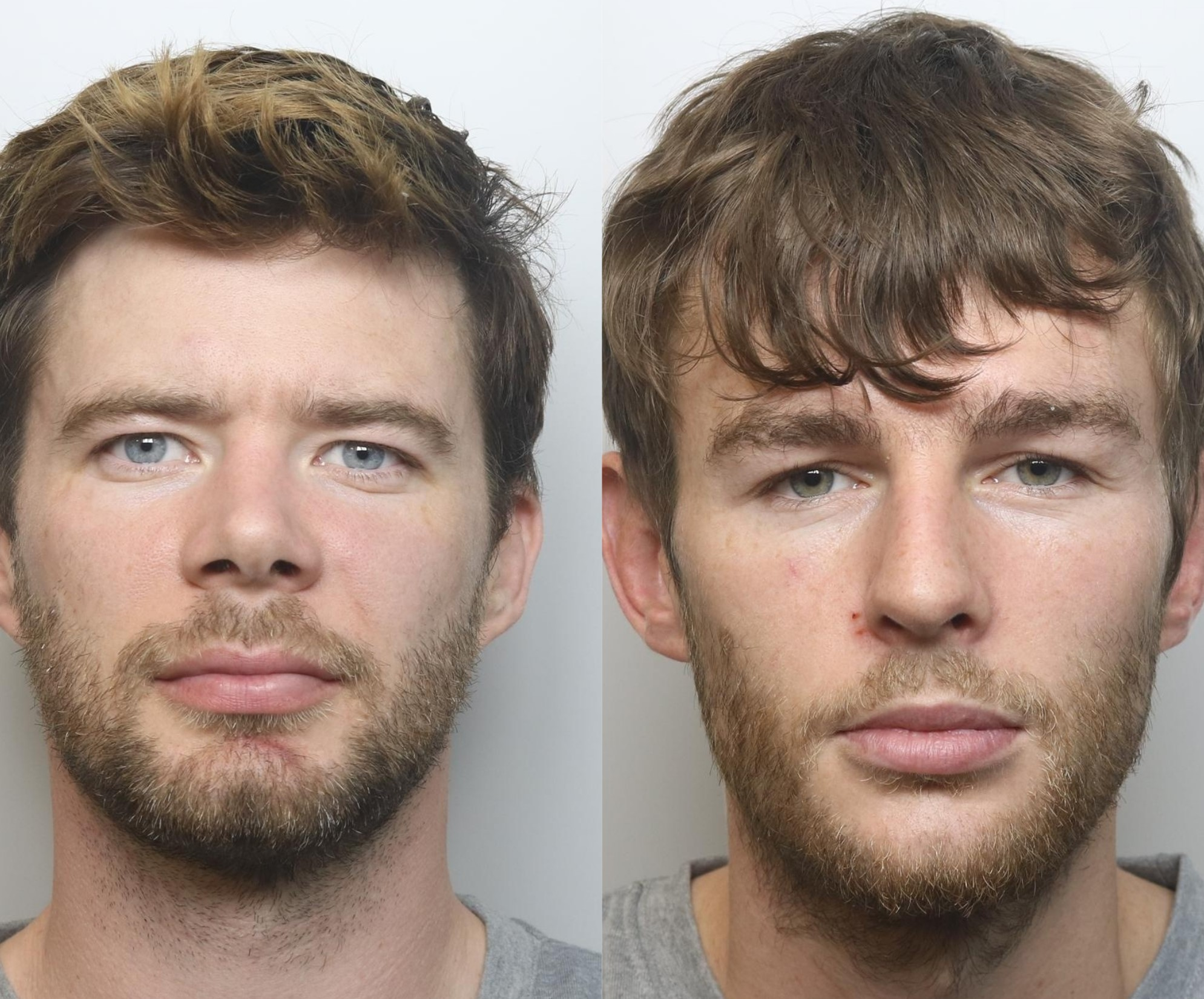 Robbers who ram raided convenience store with a pickup truck are jailed