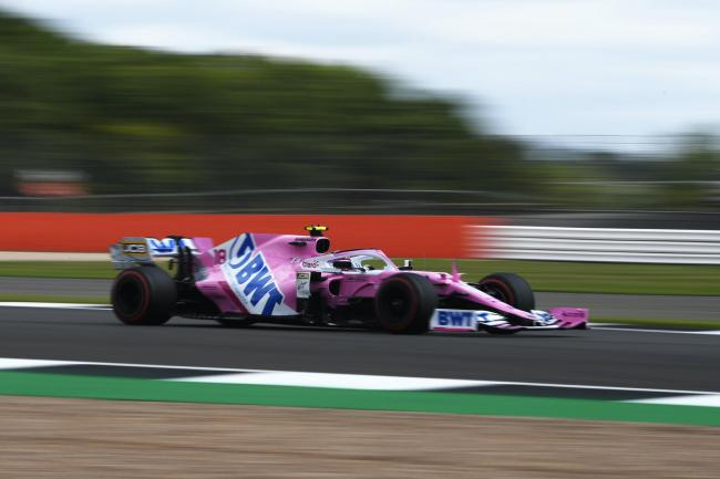 British Grand Prix – Qualifying – Silverstone