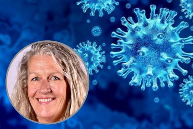 "Council leader Louise Gittins urges residents to ""remain vigilant"" to help keep down the number of coronavirus cases in the borough."