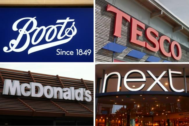 Boots, Tesco, Lidl, Next, McDonald's and Domino's Pizza are hiring staff right now. Picture: Newsquest
