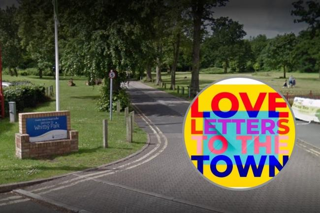A short film 'Love Letters to the Town' is released today.