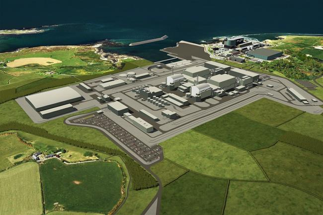 Wylfa power station plans halted