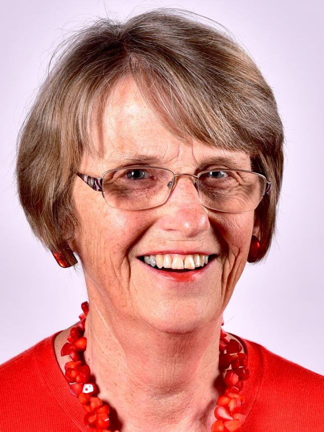Cllr Val Armstrong.
