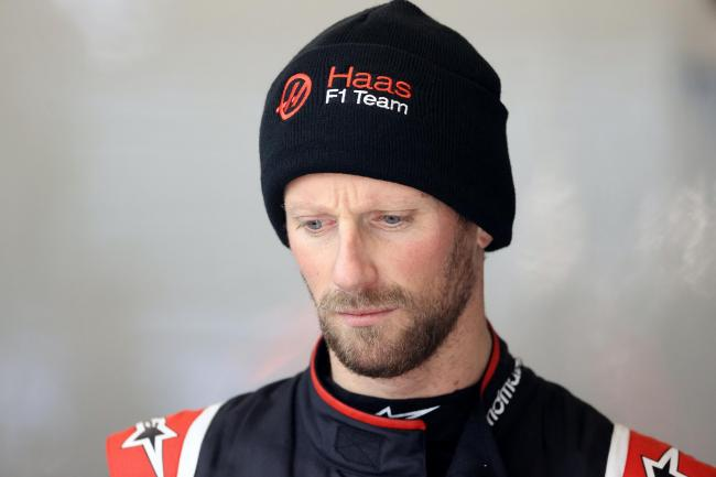 Romain Grosjean has been ruled out of this weekend's Grand Prix