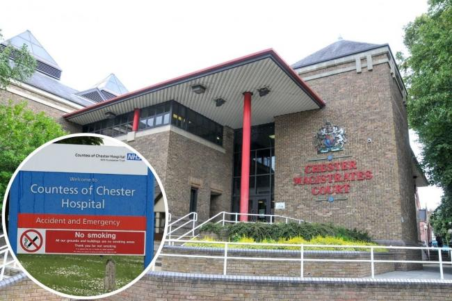 The Countess of Chester Hospital employee admitted the thefts at Chester Magistrates Court.